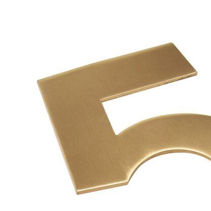 huisnummer 5 goud