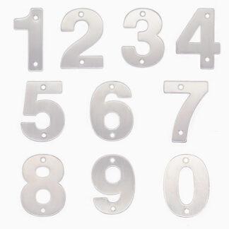 huisnummer klein deurnummer 3
