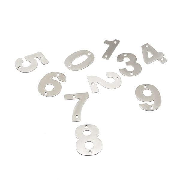 kleine huisnummers